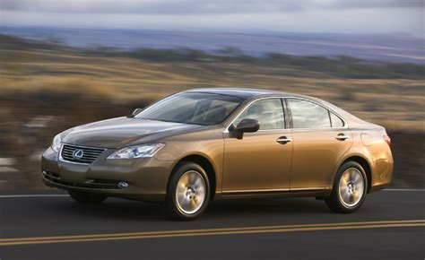lexus es 350 acceleration toyota unintended acceleration investigation a possibility