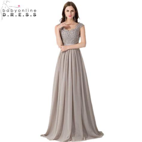 Grey Bridesmaid Dress by Get Cheap Grey Bridesmaid Dresses Aliexpress