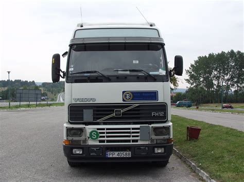 volvo truck of the year international truck of the year 1994 volvo fh 12 16