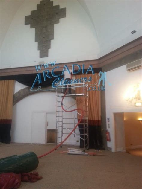 Commercial In Situ Curtain Cleaning Arcadia Cleaners