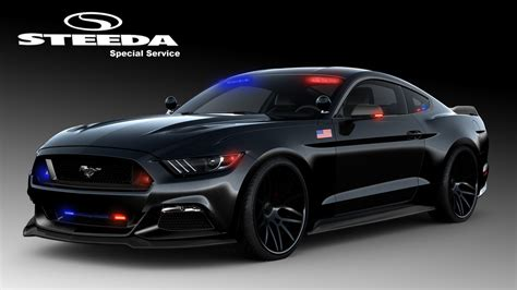 s550 mustang car from steeda is ready to protect