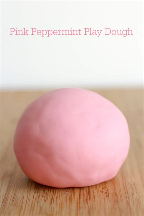 pink peppermint martini pink peppermint play dough make and takes