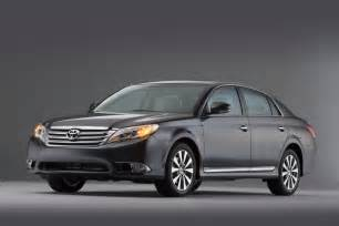 2011 Toyota Avalon Chicago 10 2011 Toyota Avalon Gets A Quot Redesign Quot The