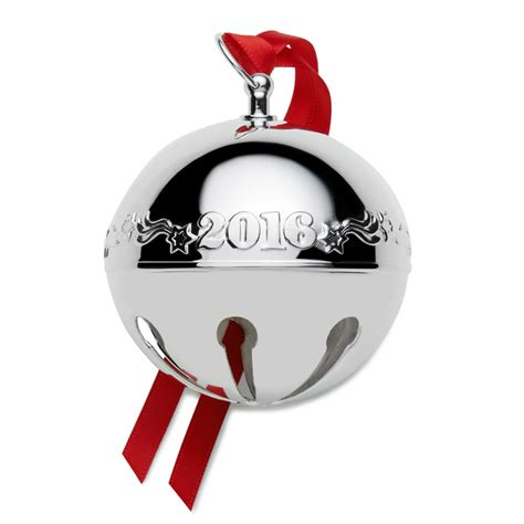 wallace sterling silver christmas sleigh bell 2016