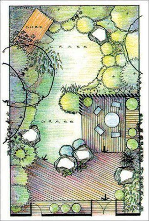 designing a garden layout 25 best ideas about garden design plans on