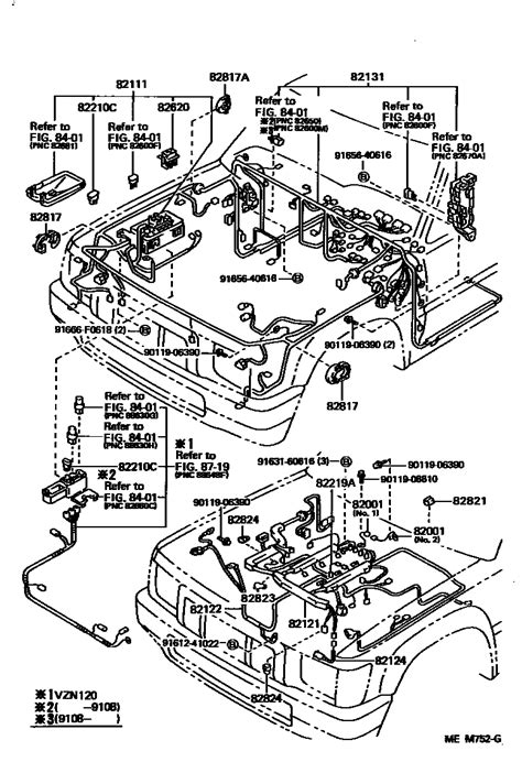 1987 Toyota Pickup Wiring Diagram Pictures - Wiring