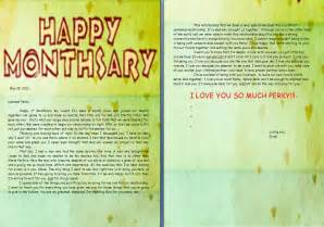 Explanation Letter In Tagalog Sweet Monthsary Quotes Quotesgram