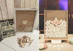 wedding guest books ideas 10 interactive wedding tips for assuring that your wedding is