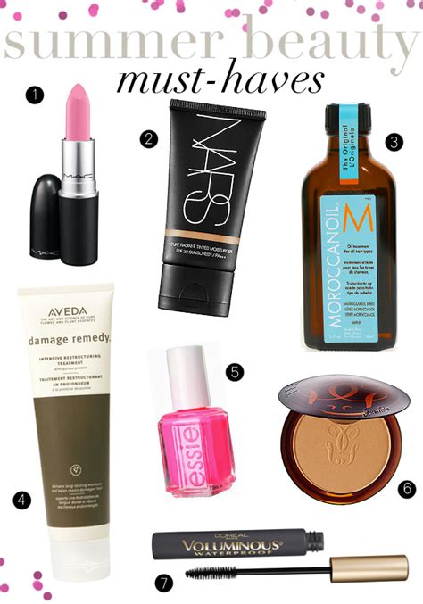 makeup must haves for summer mugeek vidalondon
