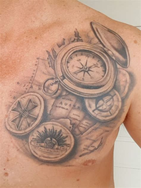 compass cross tattoo 17 best ideas about rising sun tattoos on