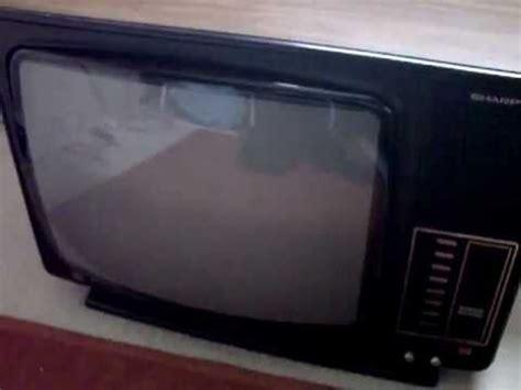 Tv Sharp Bonito 21 sharp linytron 21 quot tv still using analogue signal