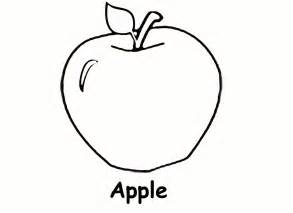 preschool apple coloring pages free printable apple coloring pages for kids