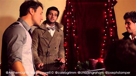 all i want for christmas is you anthem lights youtube
