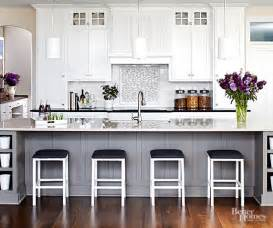 Ideas For Kitchens With White Cabinets White Kitchen Design Ideas