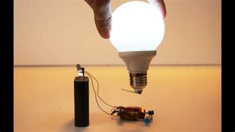 wireless electric generator for light bulb quot free energy