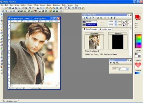 photo editor free software download full version for pc download photo pos pro photo editor v1 90 1 freeware