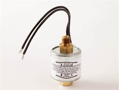 1136 12v electric valve air horns by grover products