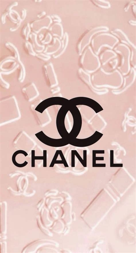 wallpaper pink chanel chanel wallpaper iphone 5 chanel karl lagerfeld