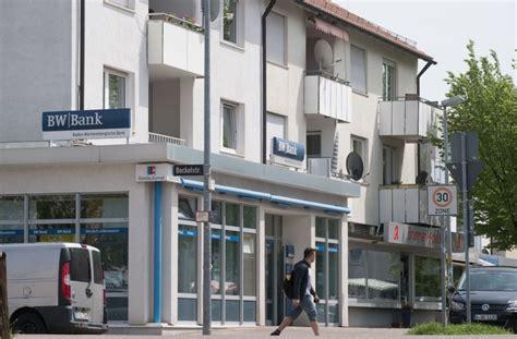 bw bank bad cannstatt öffnungszeiten filiale an der bockelstra 223 e heumadener filiale der bw