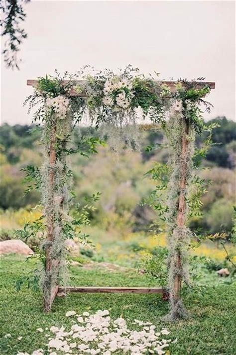 Wedding Arch Decor Diy by Types Of Wedding Arches Eco Chic Weddings