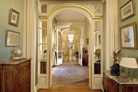 lavish 23 5 million park avenue apartment in new york ny lavish avenue foch apartment in paris homes of the rich
