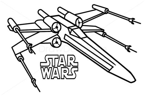 star wars coloring pages x wing fighter 50 top star wars coloring pages online free