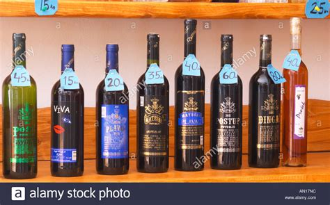 On A Shelf For Sale by Wine Bottles On A Shelf For Sale In The Winery Shop Posip