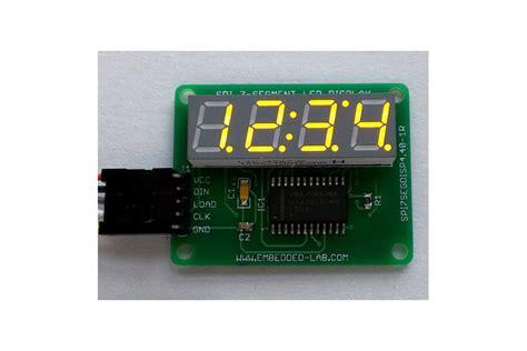 7 Segmen Seven Segment Led Display 1 Digit Common Cathode 056 spi 4 digit seven segment led display from rajbex on tindie