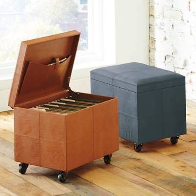Rolling Storage Ottoman Mobile File Ottomans The O Jays And Accessories