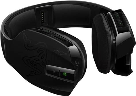 Ear Pieces Razer Chimaera 51 Wireless Headset Gaming For Xbox 361 razer announces 5 1 channel chimaera wireless headset for