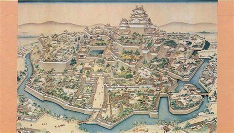 japanese castle floor plan himeji jo creative map save minecraft project