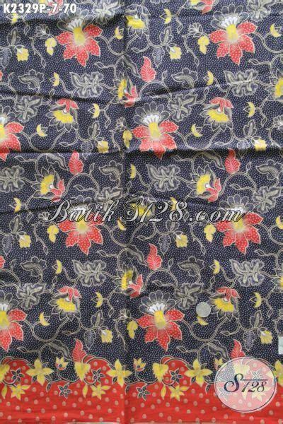 Jual Bahan Kain Printing jual kain batik bahan busana atasan untuk wanita
