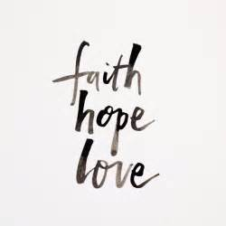 Live Love Laugh Wall Stickers faith hope love nicola may