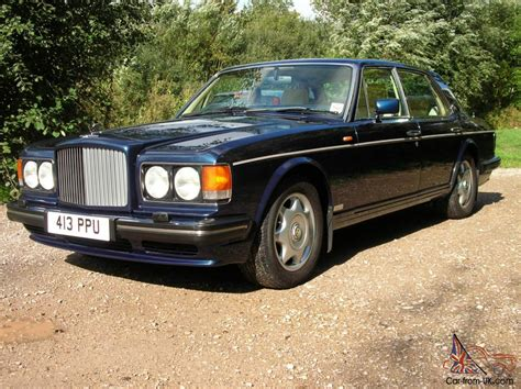 bentley turbo r for sale 1993 bentley turbo r auto blue