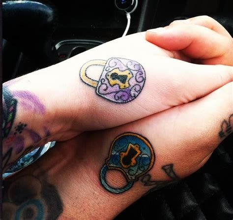 boyfriend and girlfriend matching tattoos and boyfriend matching tattoos www imgkid
