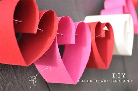 diy valentines day crafts top 35 easy shaped diy crafts for valentines day