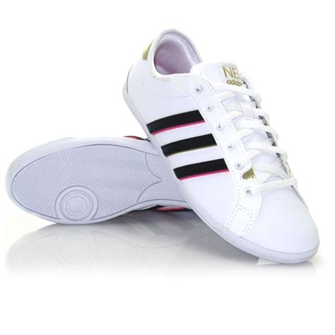 adidas derby qt womens casual shoes whiteblack
