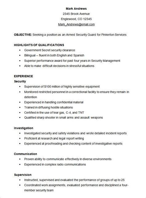 combination resume template madinbelgrade