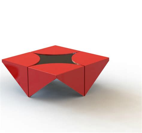Origami Furniture - origami furniture by ilana selezneb at coroflot