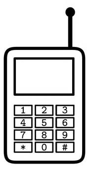clipart cell phone cliparts