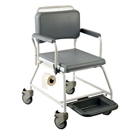 Commode Chair by Wheeled Commodes Low Prices