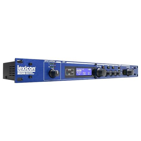 Lexicon Rack Reverb lexicon mx200 multi effects rack reverb