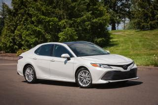 the 2018 toyota camry xle is a premium take on america's