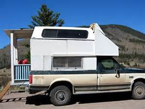 Hitchhiker Rv Floor Plans rv net open roads forum truck campers looks like home made