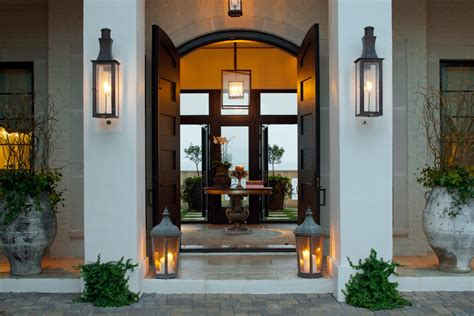 Modern Front Door Lights Fabulous Outdoor Candle Lanterns For Patio Decorating Ideas Gallery In Patio Contemporary Design