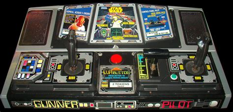 emuparadise arcade star wars arcade rom