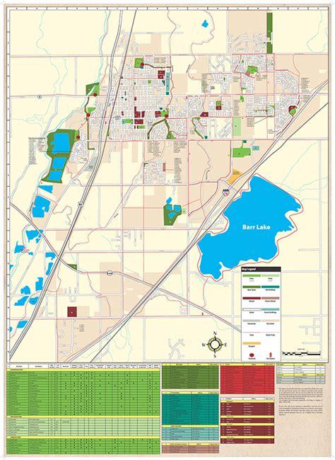 brighton trail map master plans and maps brighton colorado