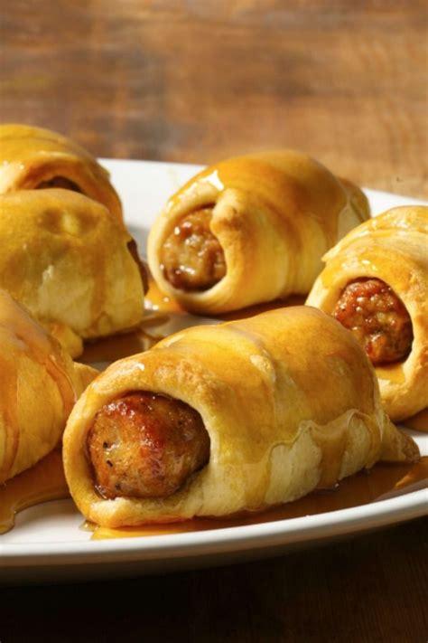croissant dogs breakfast crescent dogs recipe