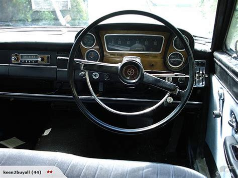 Nissan Cedric Interior Flickr Photo