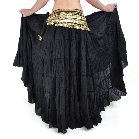 swing costumes s4585 fashion bohemia long skirt swing skirt belly dance